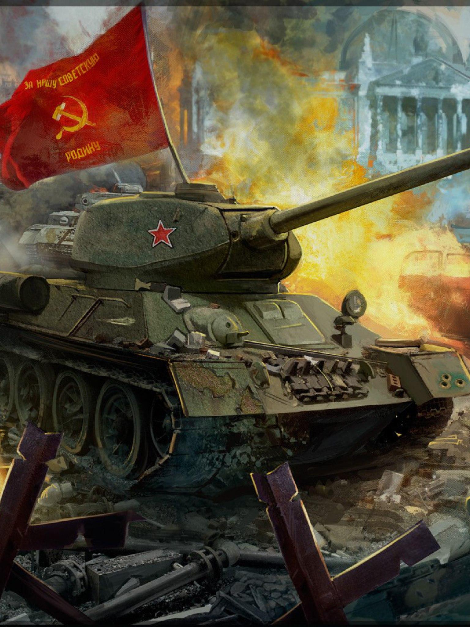 картинки world of tanks на телефон