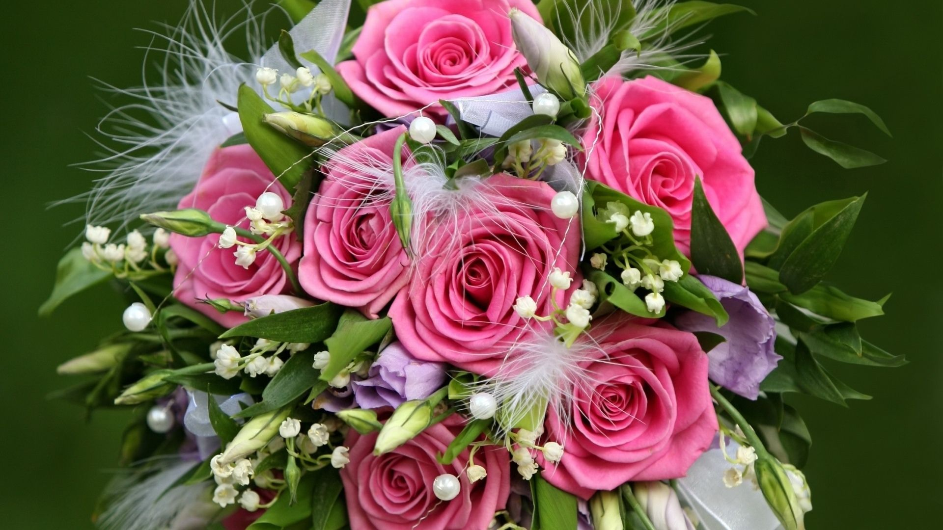 Фото цветы с днём рождения женщине красивые