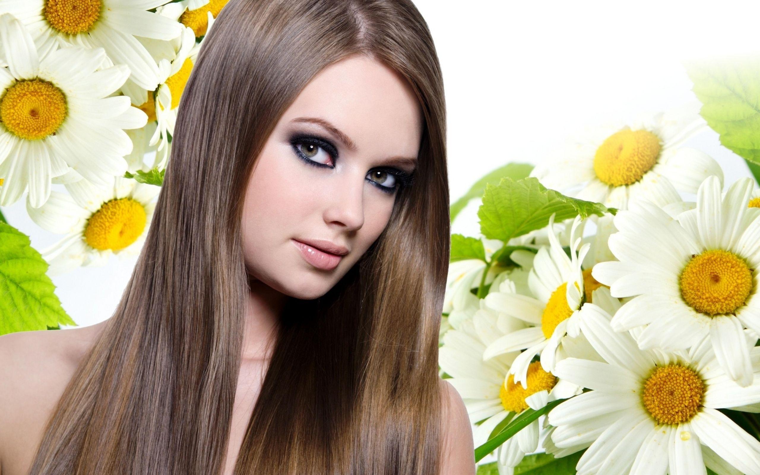 Фото девушек с красивыми волосами одинаковые 17 фотография