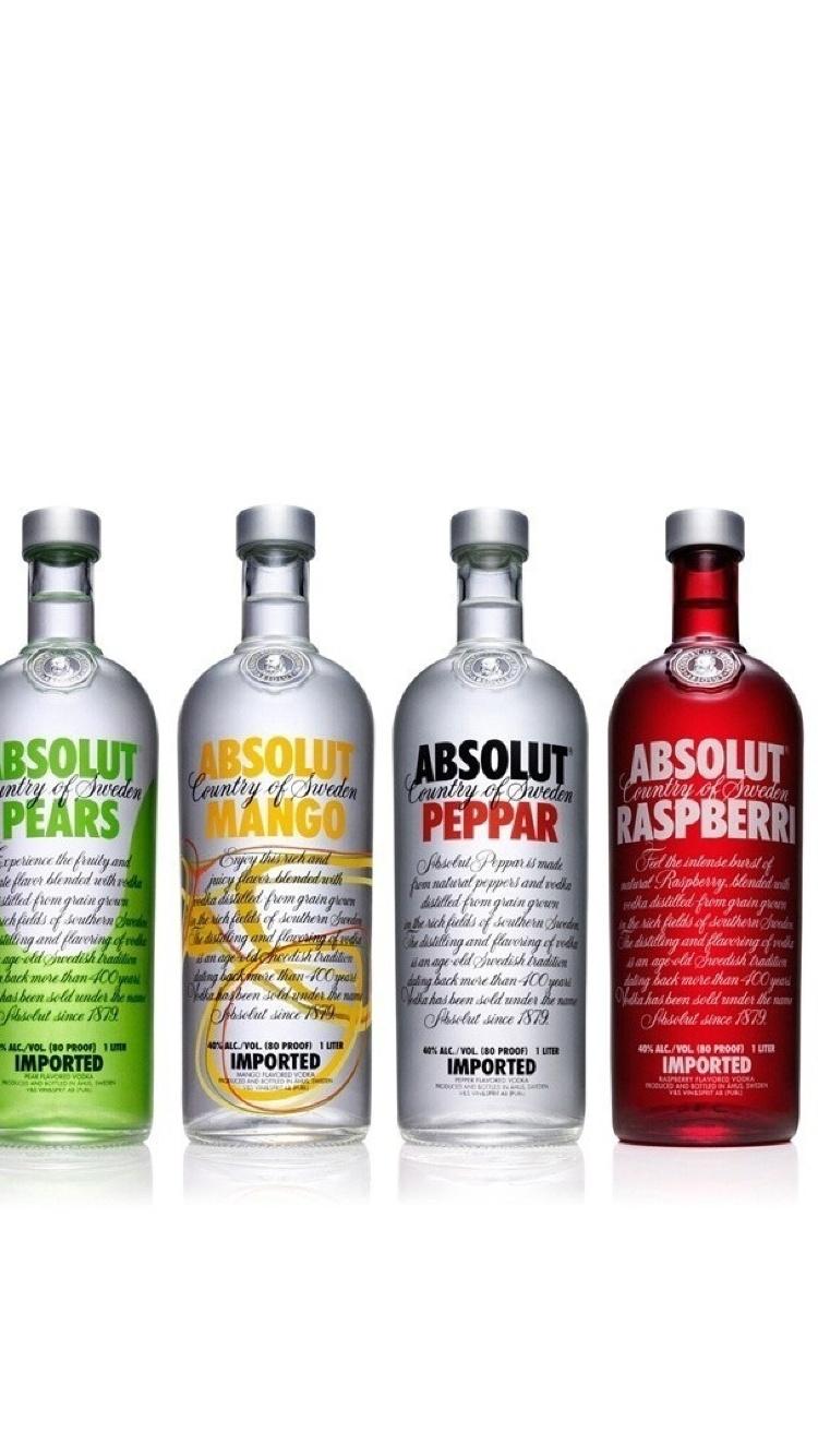 positioning of absolut vodka
